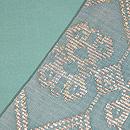インドネシアモール織の名古屋帯 質感・風合