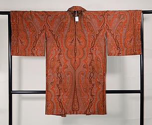 カシミールの羽織