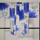 青楓の単衣羽織 正面