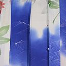 青楓の単衣羽織 羽裏
