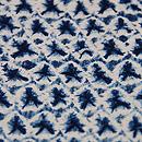 横三浦絞り木綿単衣 質感・風合