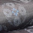 藍花絣宮古上布 質感・風合