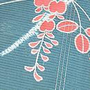 萩の絽訪問着 質感・風合