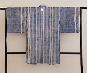 インドシルクの羽織