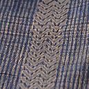 インドシルクの羽織 質感・風合