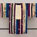 竹林に雀の羽織 正面