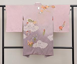 春のお花文様絵羽織