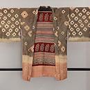 インドネシアトラジャの絞り羽織 正面