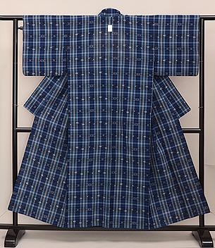 綿琉球単衣