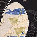 蝶々文単衣長羽織 質感・風合