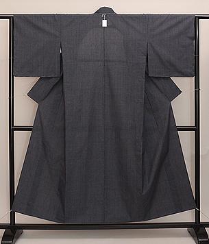 綿薩摩140亀甲単衣