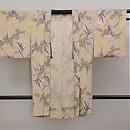 小紋調単衣羽織 正面