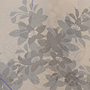 小紋調単衣羽織 質感・風合