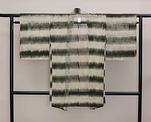 王朝文様紗羽織