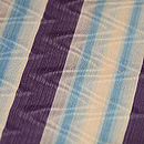 紋紗楊柳の縦縞 質感・風合