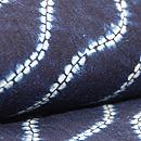 有松折縫い絞り 質感・風合