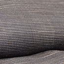 横縞の宮古上布 質感・風合