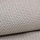 白地十字絣塩沢紬単衣 質感・風合