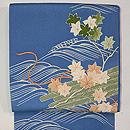 花筏紅葉の名古屋帯