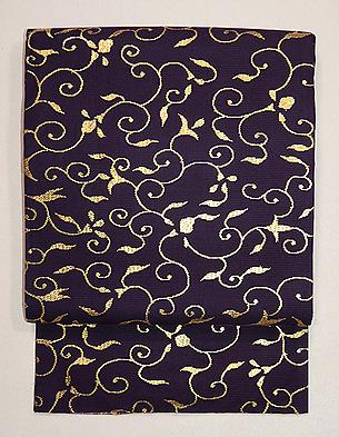 竹屋町錦紗袋帯