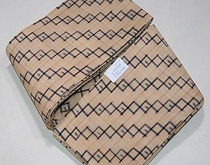 芭蕉布の半幅帯