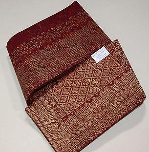 インドネシアスマトラ紋織半巾帯