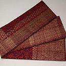 インドネシアスマトラ紋織半巾帯 質感・風合