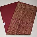 インドネシアスマトラ紋織の名古屋帯 帯裏