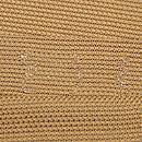 龍村平蔵製 鮎文様紗袋帯 織り出し