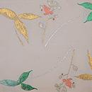 龍村平蔵製 夏袋帯「ひすい」 前柄