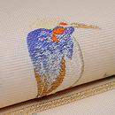 龍村平蔵製 夏袋帯「ひすい」 質感・風合