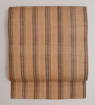 芭蕉布子持ち縞名古屋帯