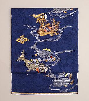 龍村製紋紗袋帯(和久田)