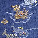 龍村製紋紗袋帯(和久田) 質感・風合